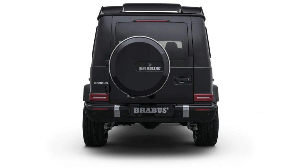 Mercedes Classe G Brabus (4)