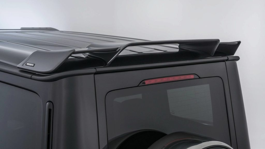 Mercedes Classe G Brabus (9)