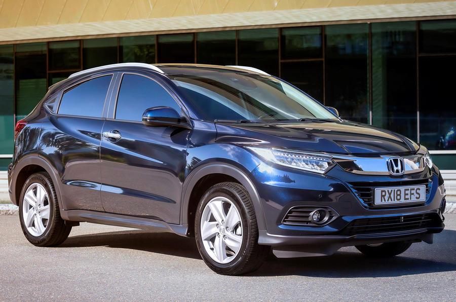 Novo Honda HR-V previsto para Outubro