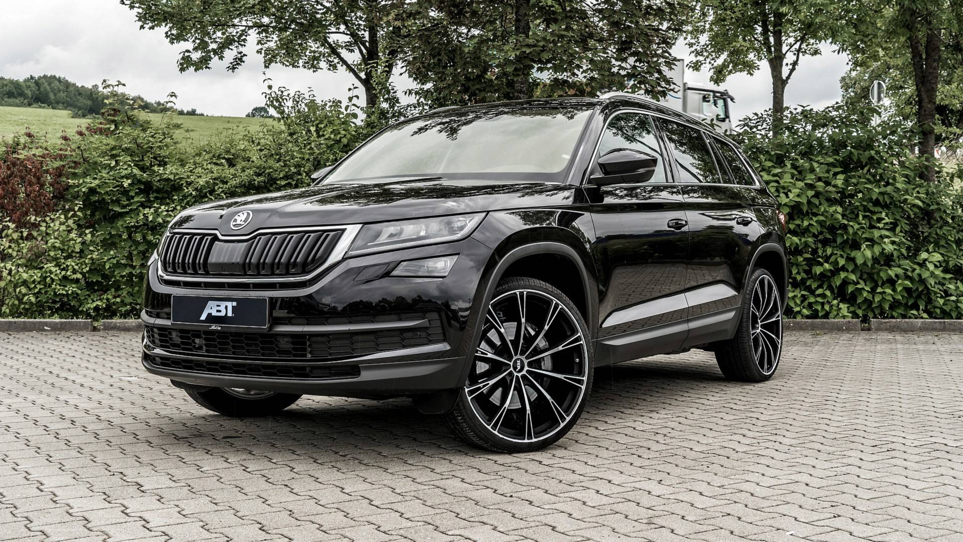 ABT revela alternativa ao Skoda Kodiaq RS