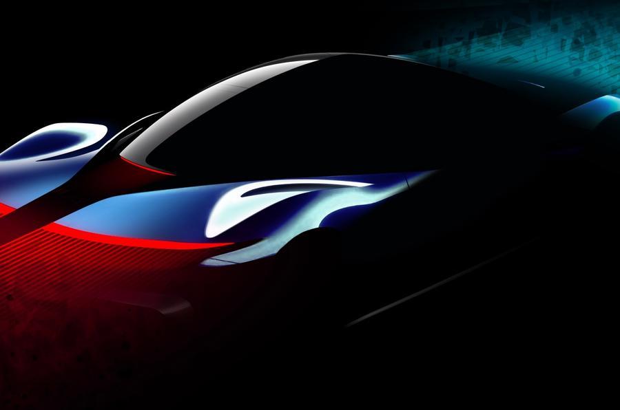 Pininfarina PF0 EV vai dos 0-100 km/h em menos de 2 segundos