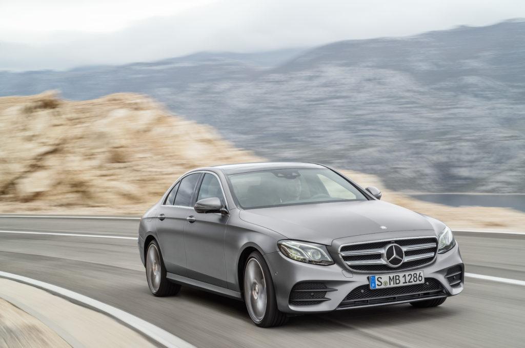 Mercedes-Benz E-Class, AMG LineMercedes-Benz E-Class, AMG Line