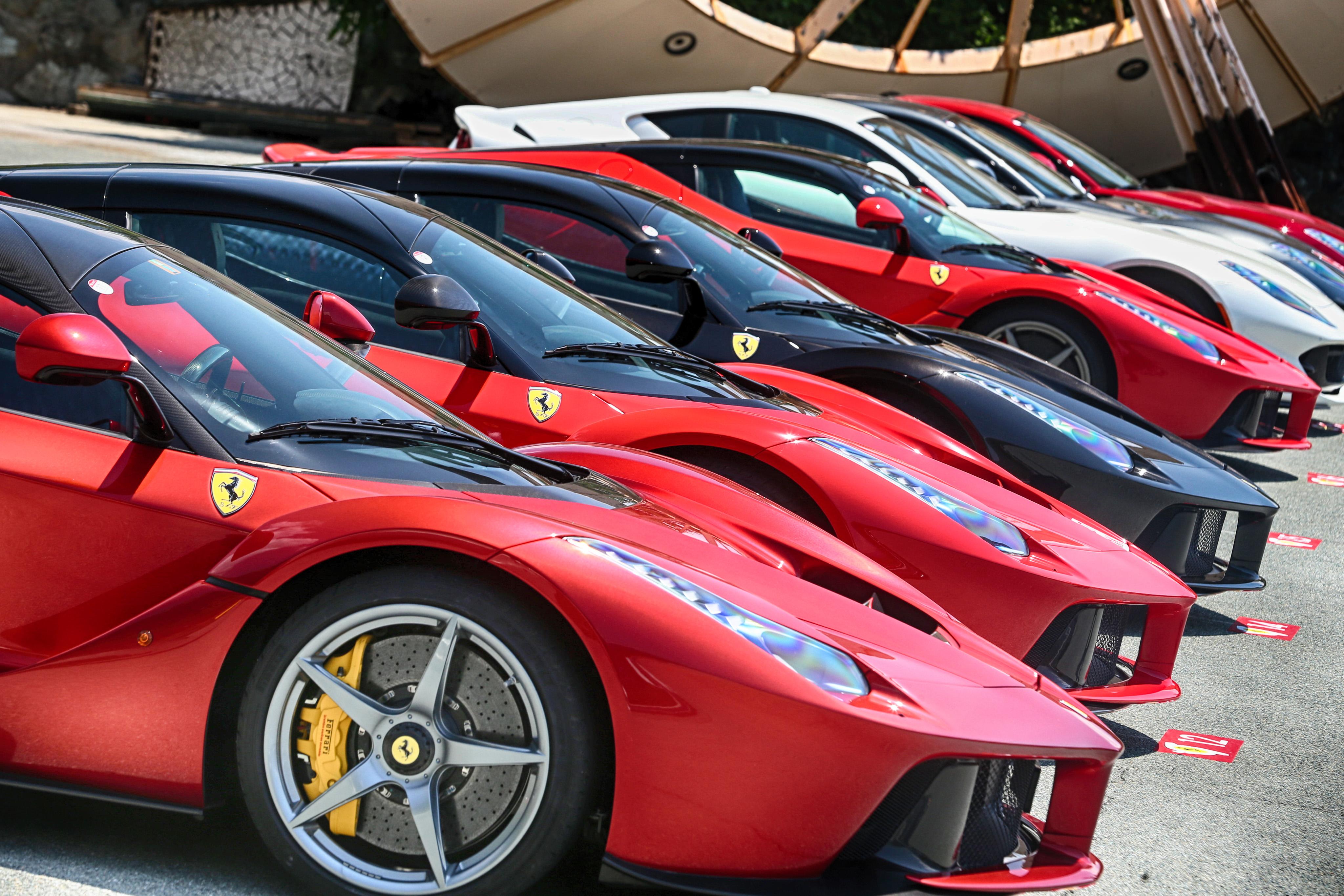 Ferrari: os planos da casa de Maranello para 2022