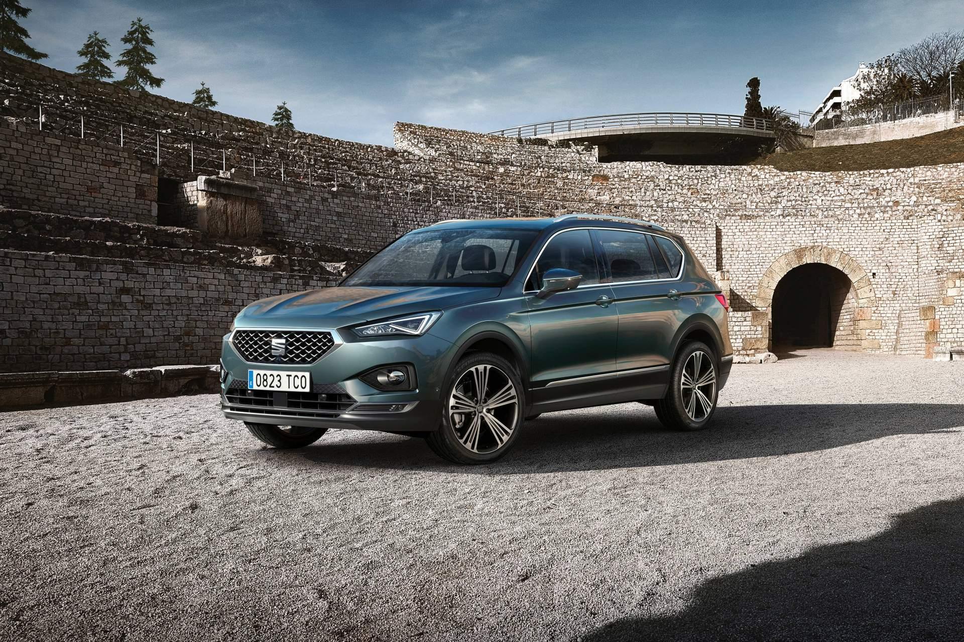 Seat Terraco completa gama de SUV da casa espanhola