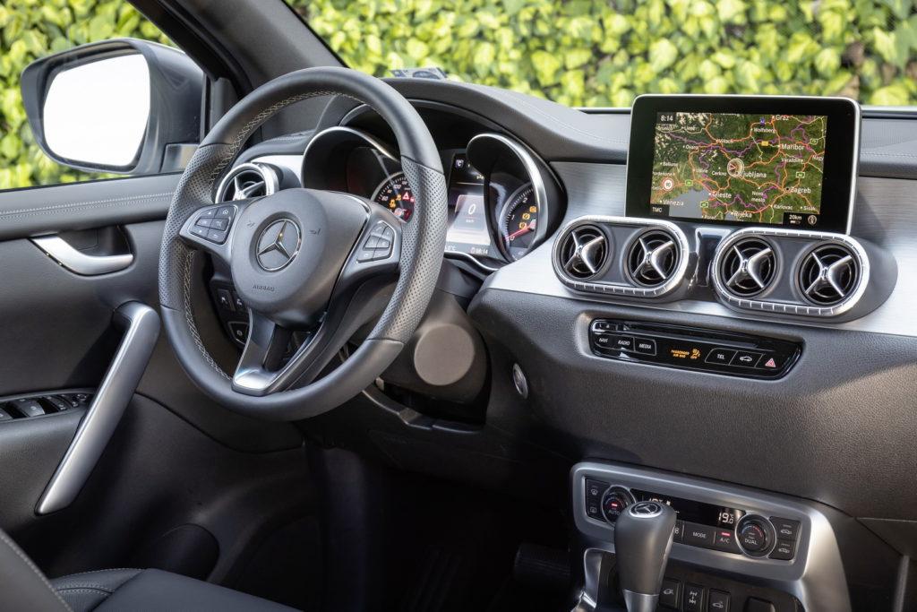 Mercedes-Benz komplettiert sein Pickup-Modellprogramm: Die X-Klasse mit V6-Motor und permanentem Allradantrieb – der Performance-Pickup für den sportlichen LifestyleMercedes-Benz completes its pickup model range: The X-Class with V6 engine and permane