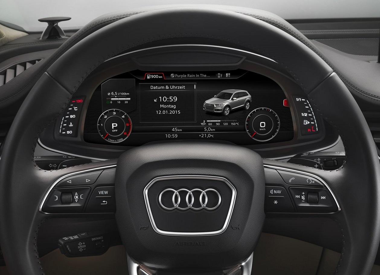 Audi atingida com multa de 800 milhões de euros