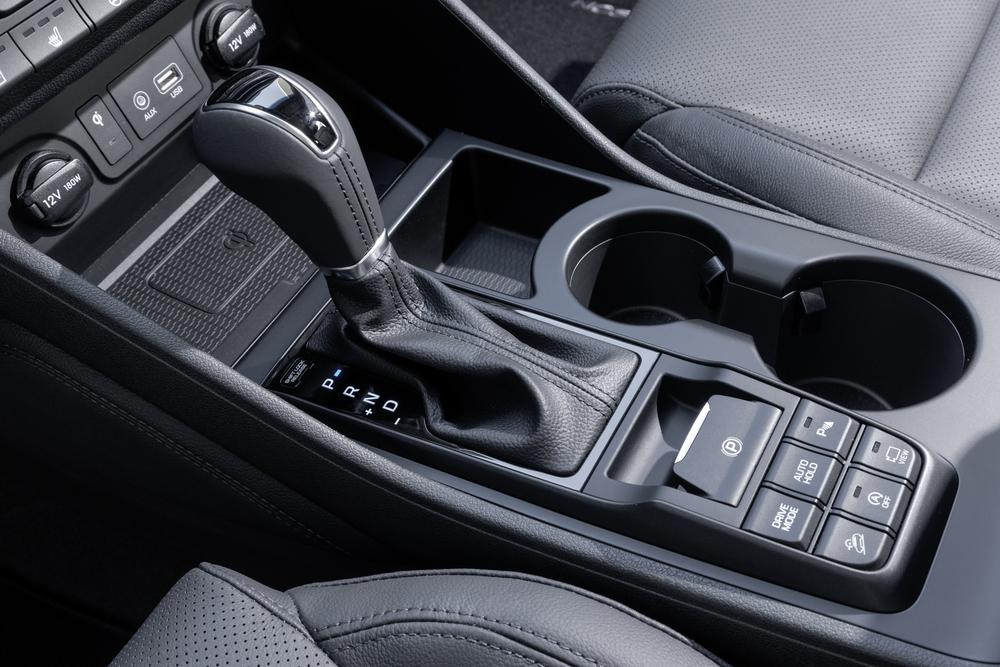 Hyundai Tucson Interior_17