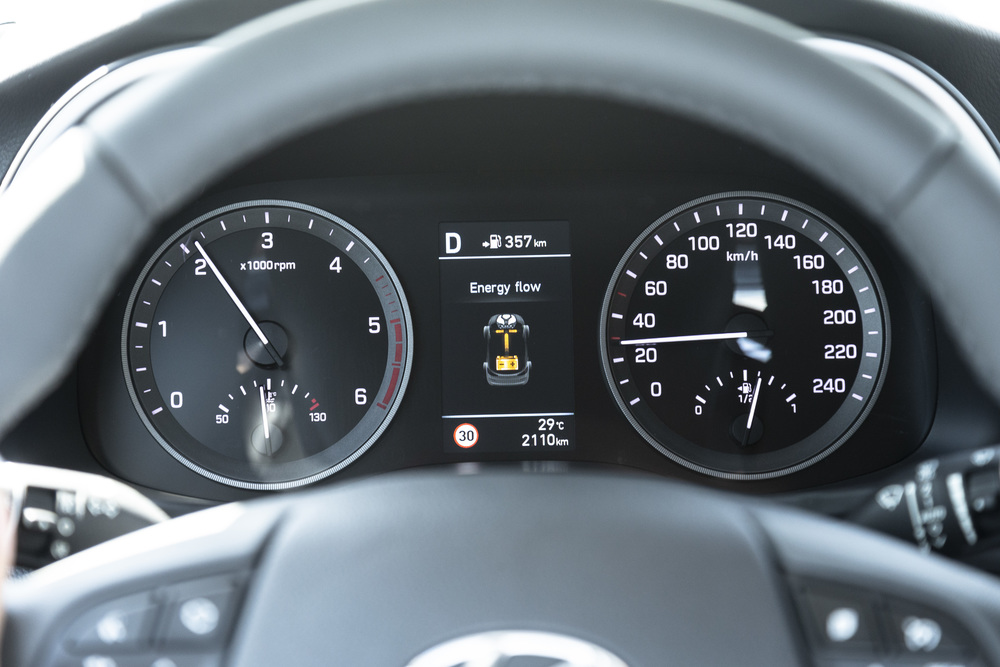 Hyundai Tucson Interior_20