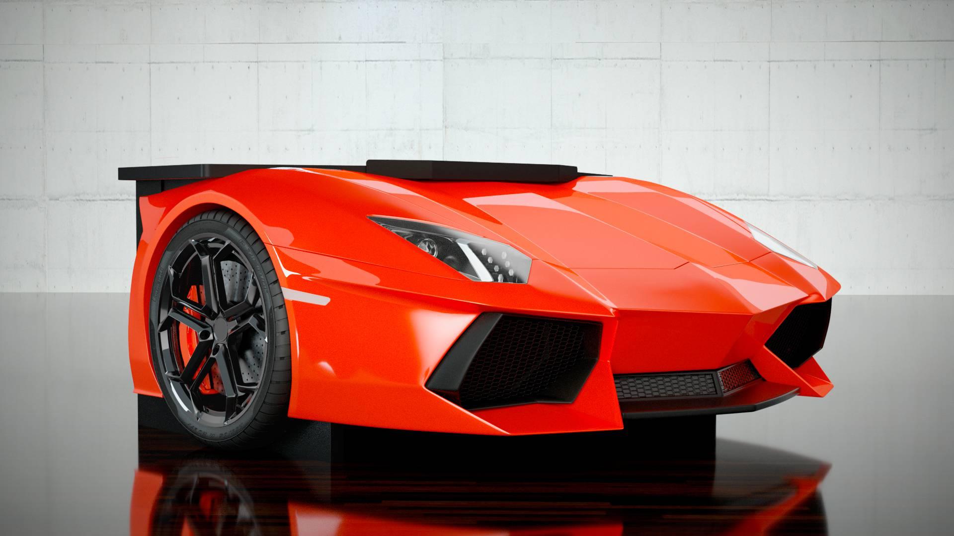 Lamborghini Aventador em edição exclusiva por 30.000€