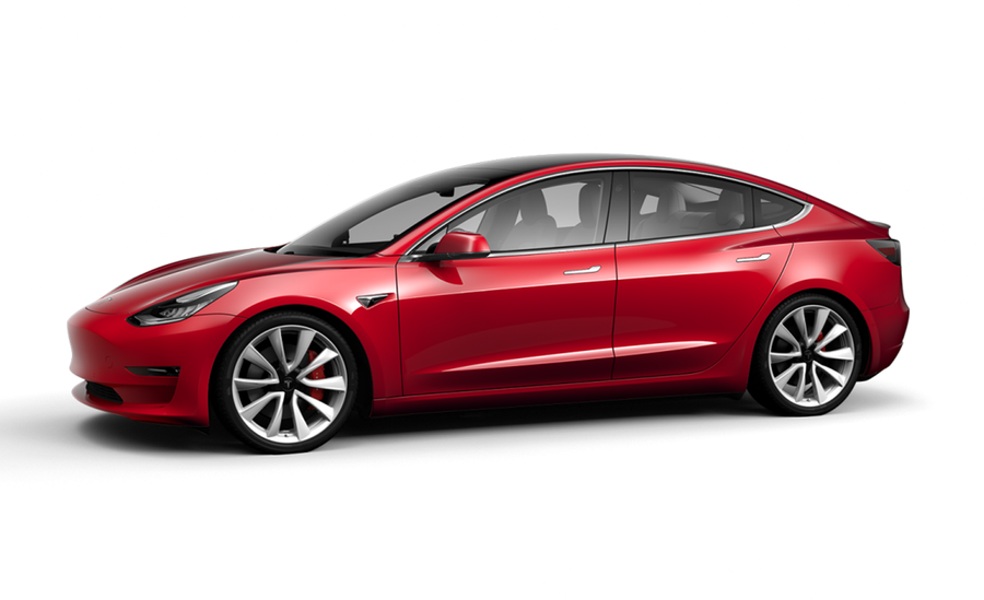 Tesla com problemas de distribuição