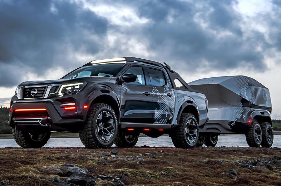 Nissan revela Navara Dark Sky Concept