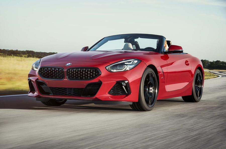 BMW Z4 promete: mais rápido que o M2 no Nurburgring!