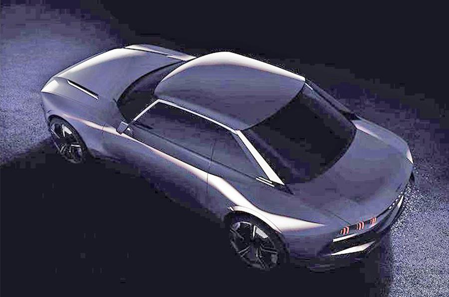 Peugeot vai revelar, amanhã, um novo protótipo