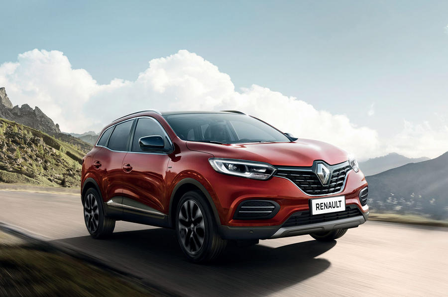 renault kadjar recebe facelift e motores renovados automais. Black Bedroom Furniture Sets. Home Design Ideas