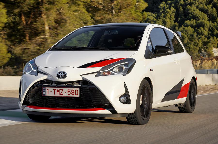 Toyota Gazoo Racing vai aumentar oferta