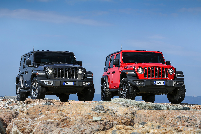 Wrangler: o Jeep original renovou-se