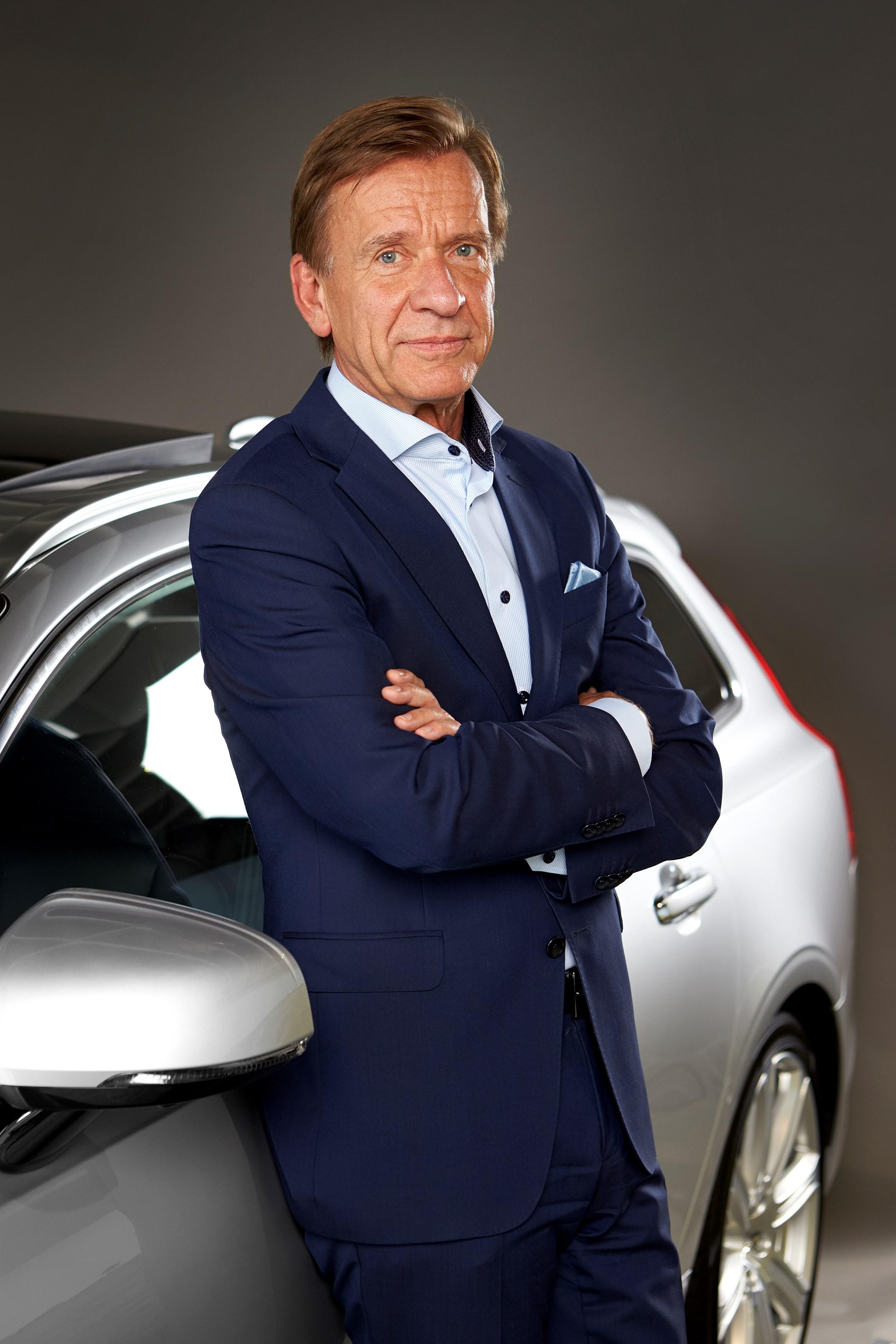 Volvo estabelece parceria com a NVIDIA
