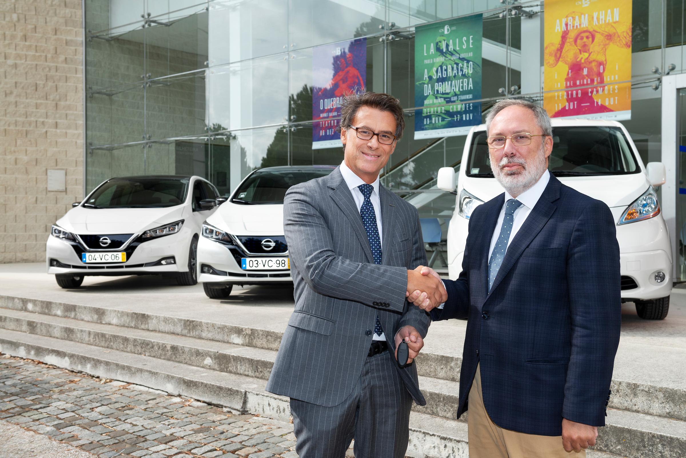 Nissan renova parceria com Teatro Nacional de São Carlos