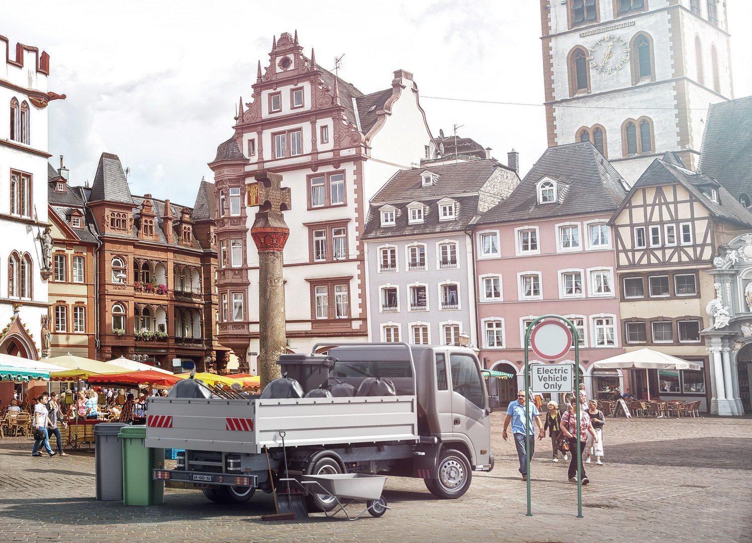 Bosch prepara serviço de partilha de comerciais elétricos