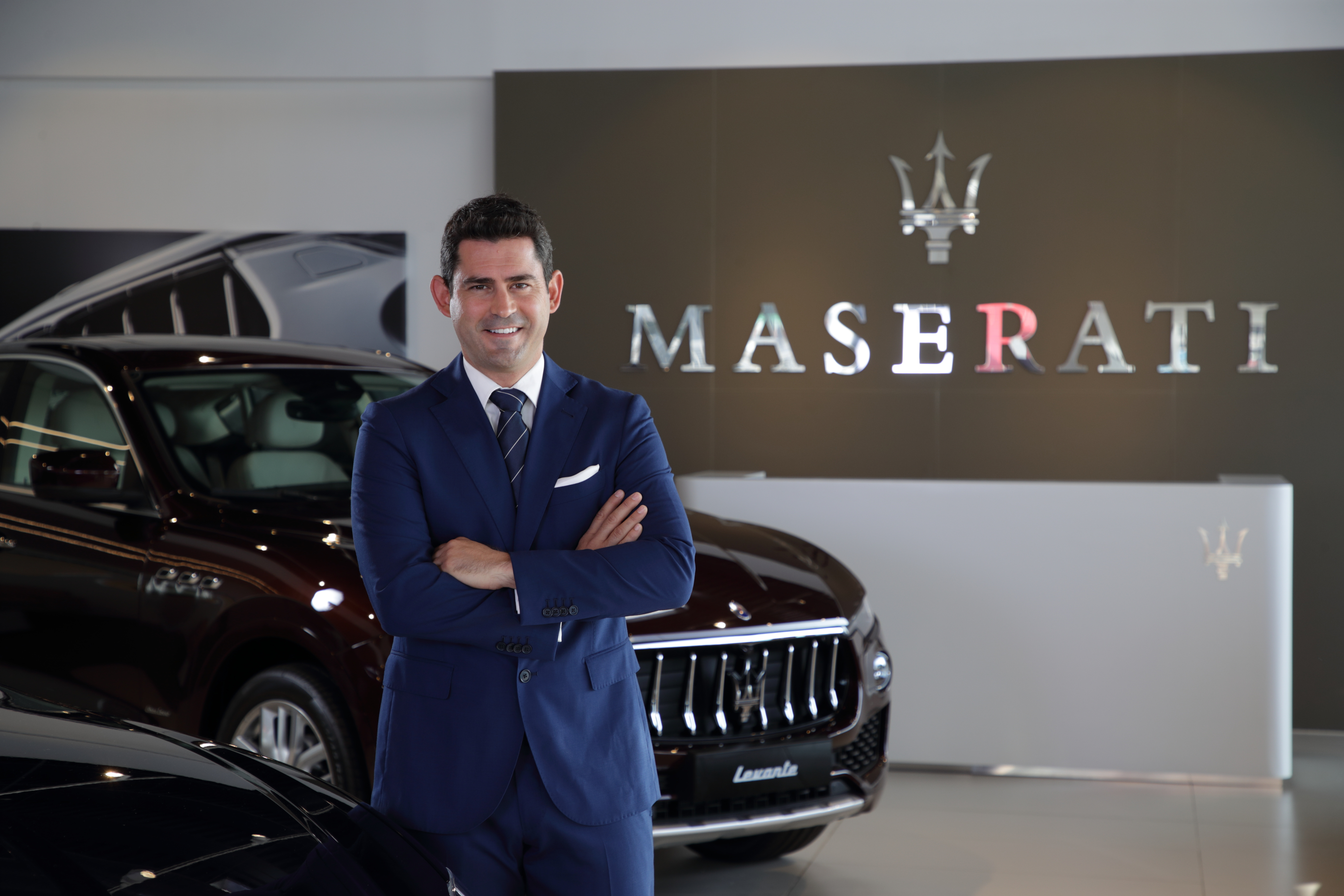 Maserati apresenta Dan García como novo diretor comercial e de desenvolvimento de rede na Península Ibérica