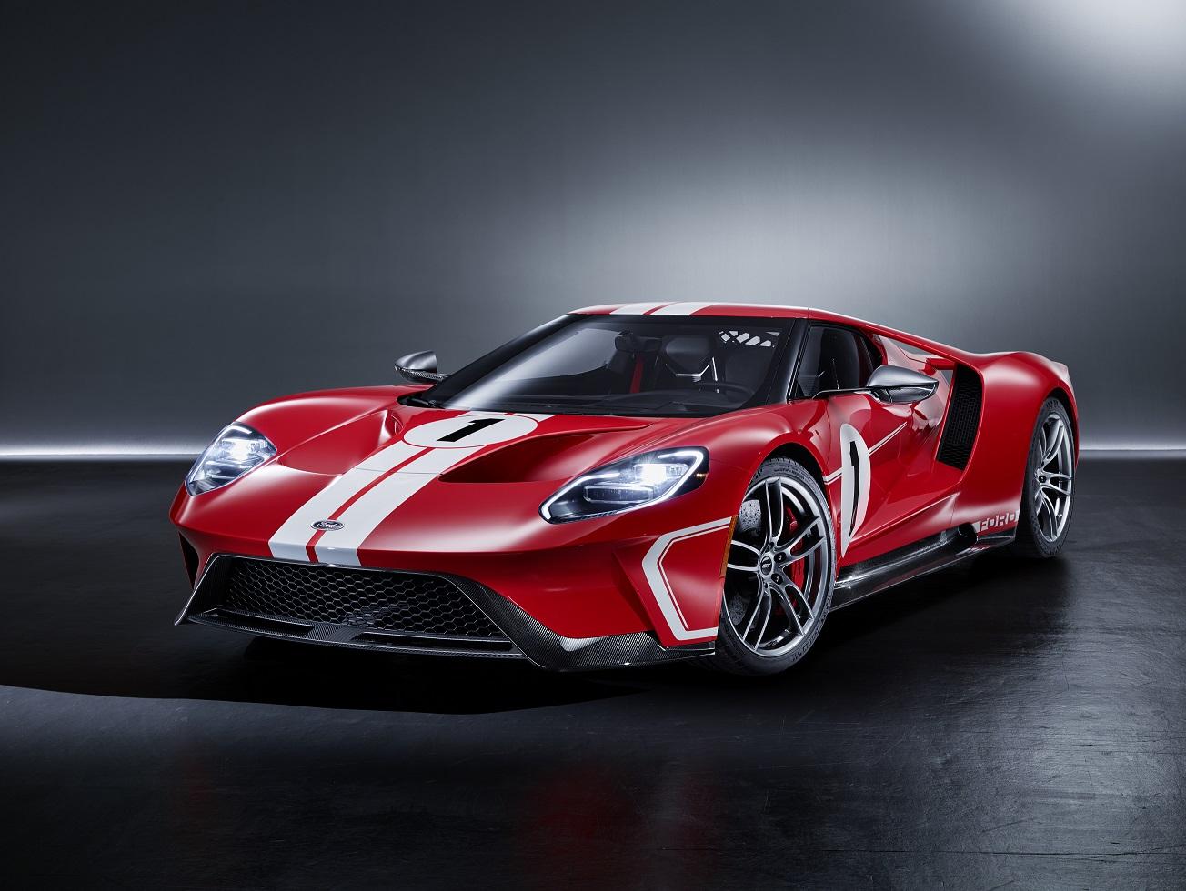 Ford aumenta produção do GT