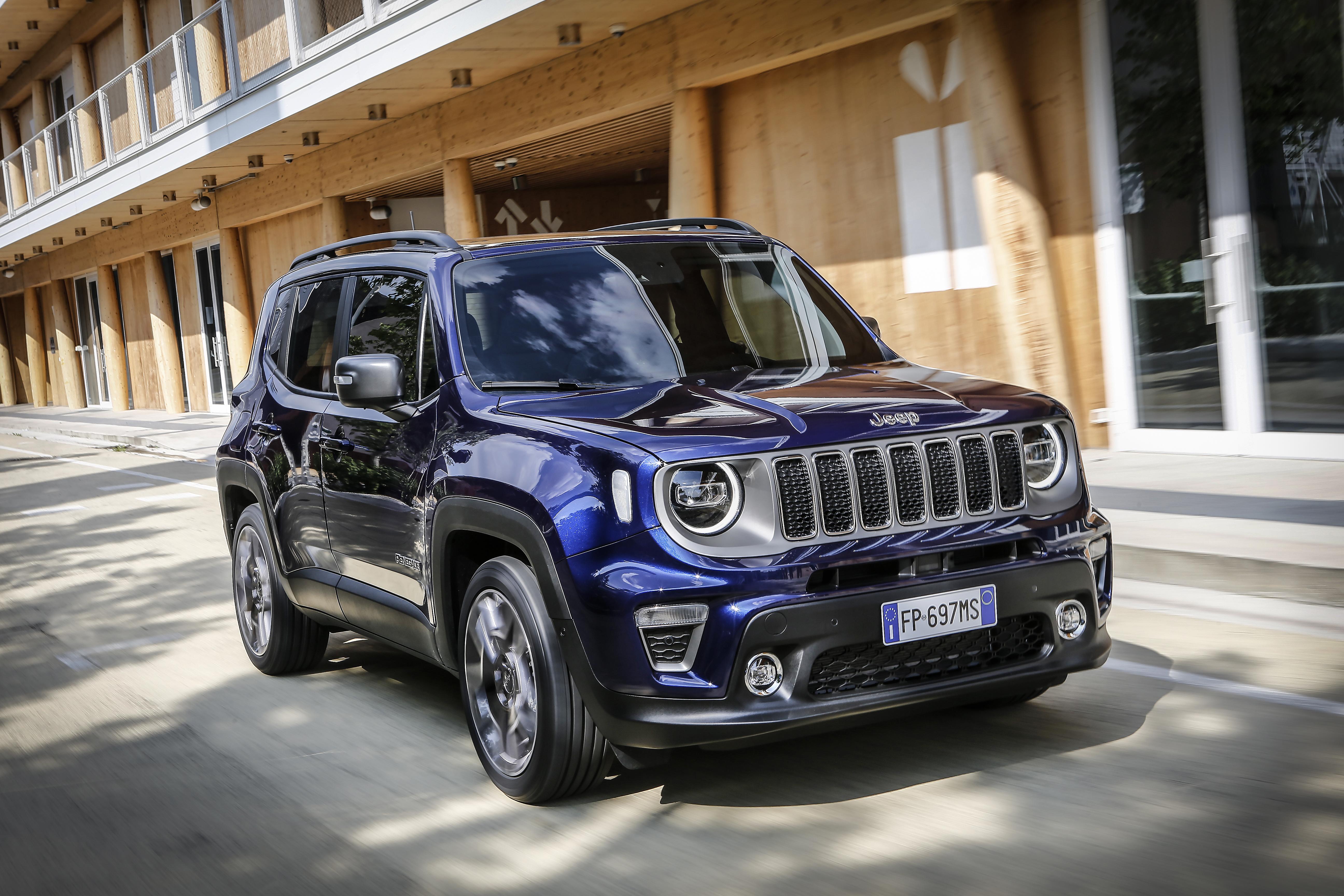 Jeep Renegade chega a Portugal renovado a partir dos 21.500€
