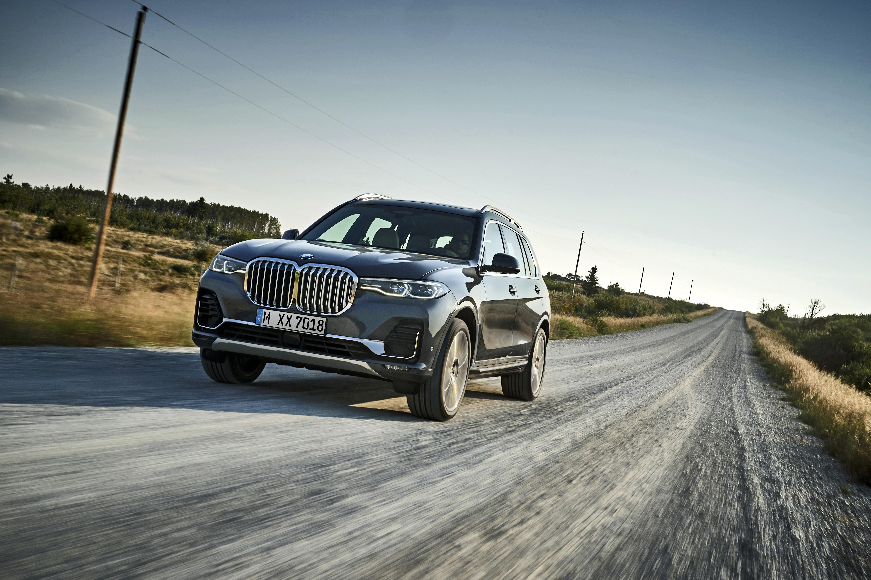 BMW X7: aqui está o topo de gama SUV que desafia Mercedes GLS, Range Rover e Volvo XC90