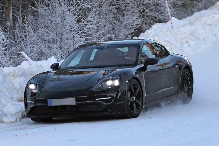 Porsche Taycan terá preços entre o Cayenne e o Panamera