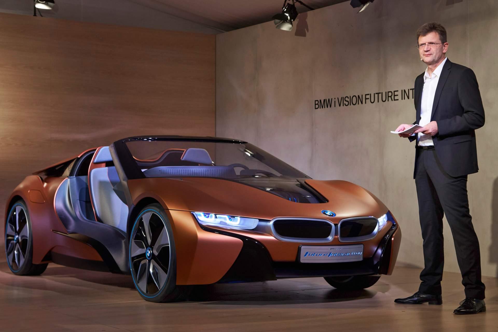 Klaus Frolich, (BMW) defende o diesel e julga discussão sobre mobilidade elétrica irracional