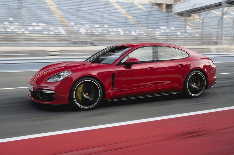 Porsche Panamera GT com estilo e chassis revistos