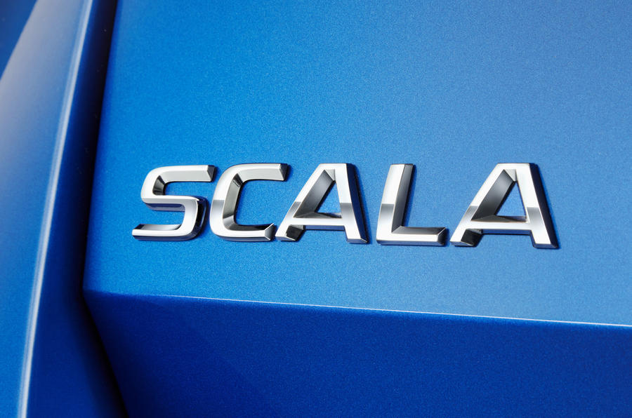 Scala é o nome do substituto do Skoda Rapid