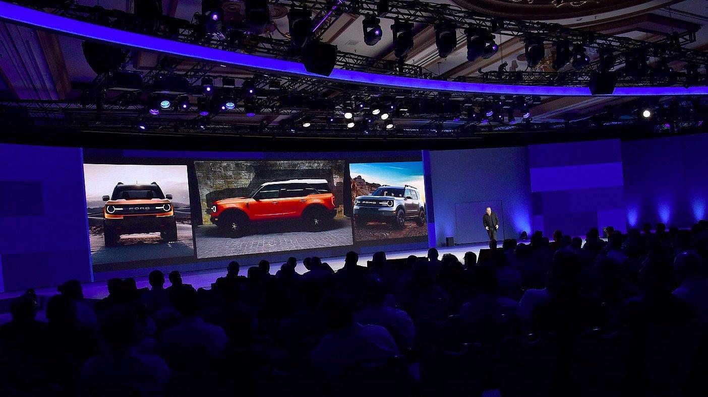 Ford vai recuperar o Bronco em duas versões