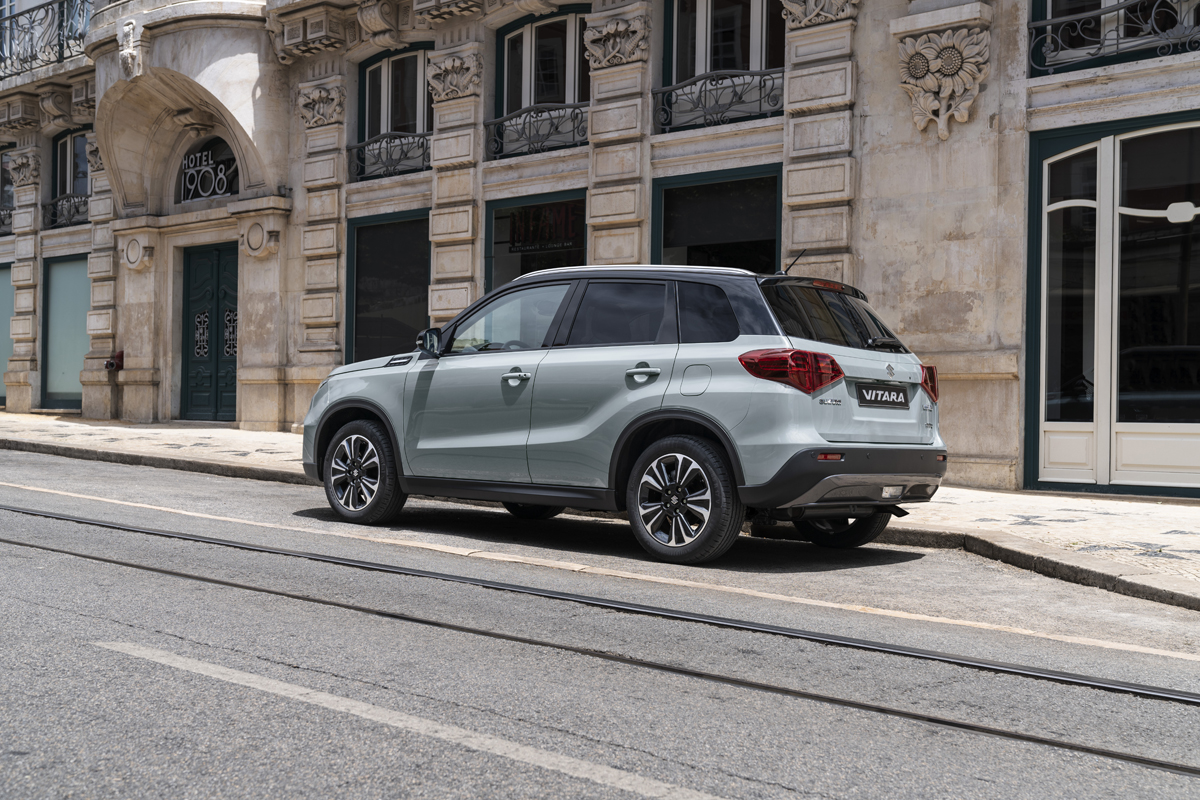 Suzuki Vitara: preços e especificações