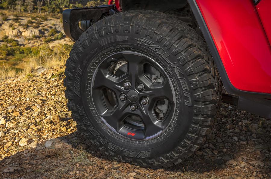 2020 Jeep® Gladiator Rubicon