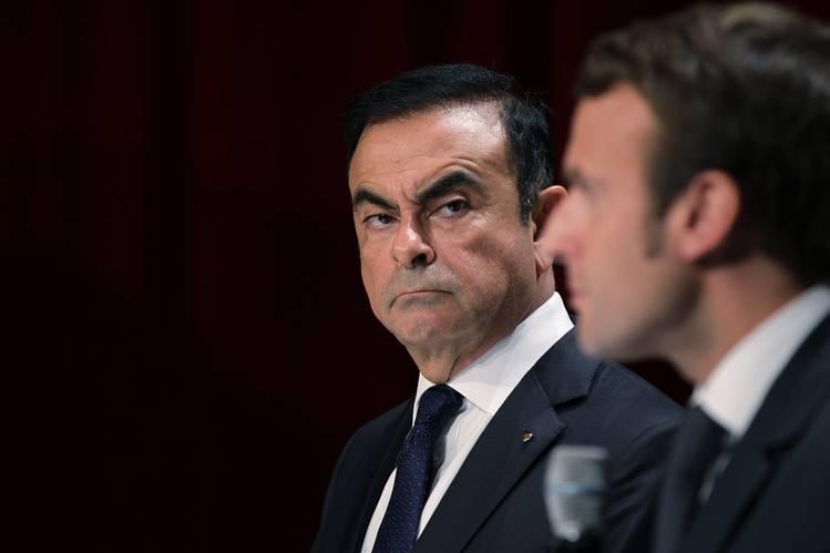 Renault não despede Carlos Ghosn, mas confirma Thierry Bolloré como CEO interino