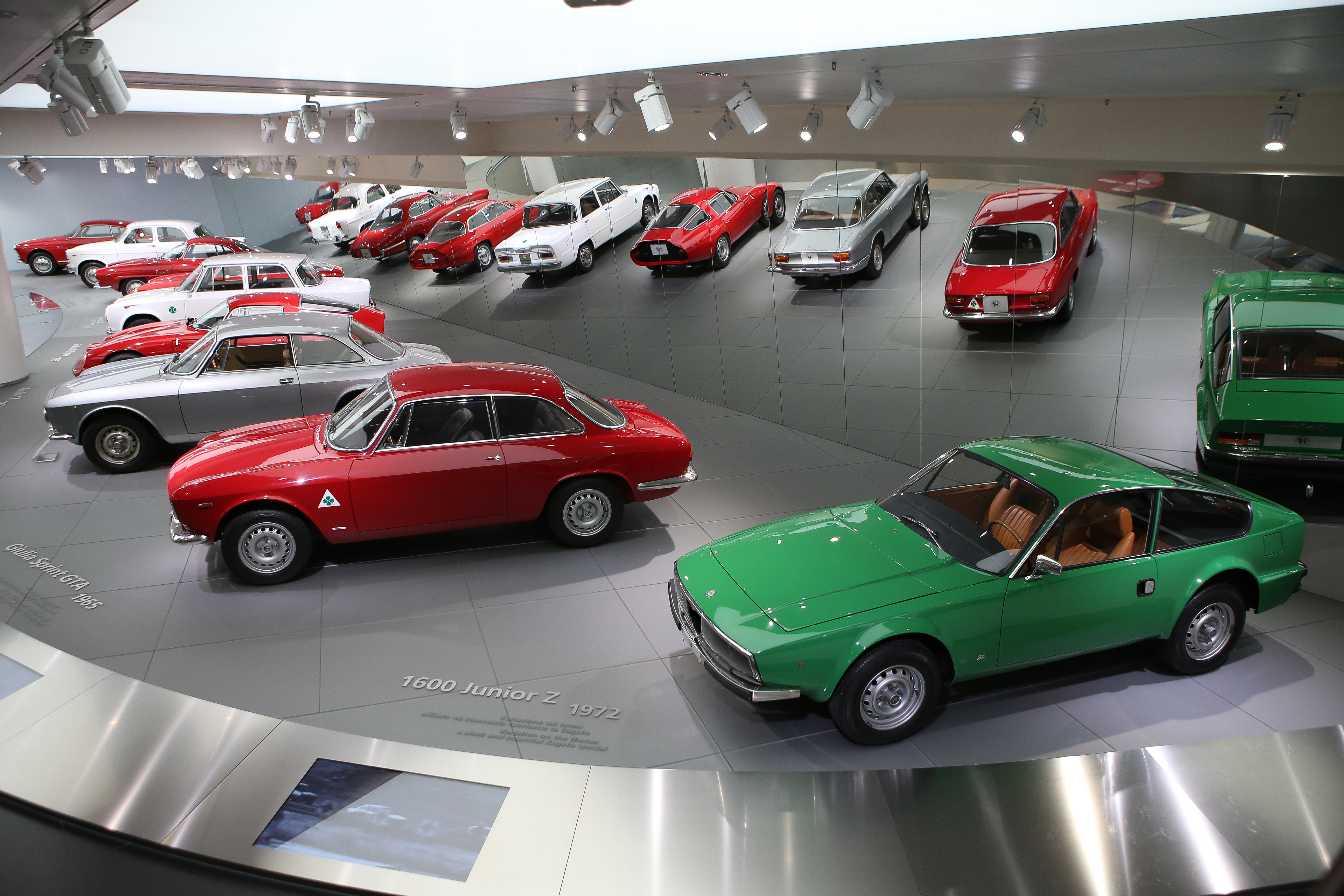 Museo Storico Alfa Romeo: visitámos o renovado santuário de Arese