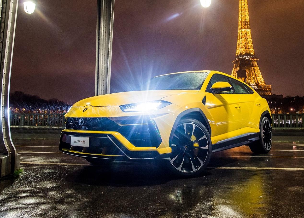 VW equaciona vender a Lamborghini