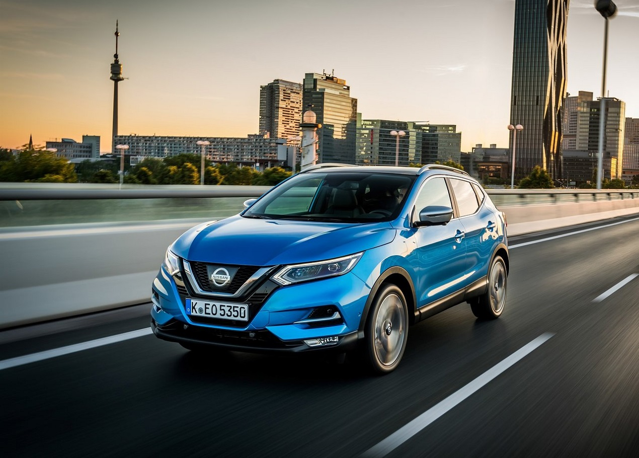 NISSAN QASHQAI 1 5 dCi 110 N-Connecta Business 17 SUV | Automais