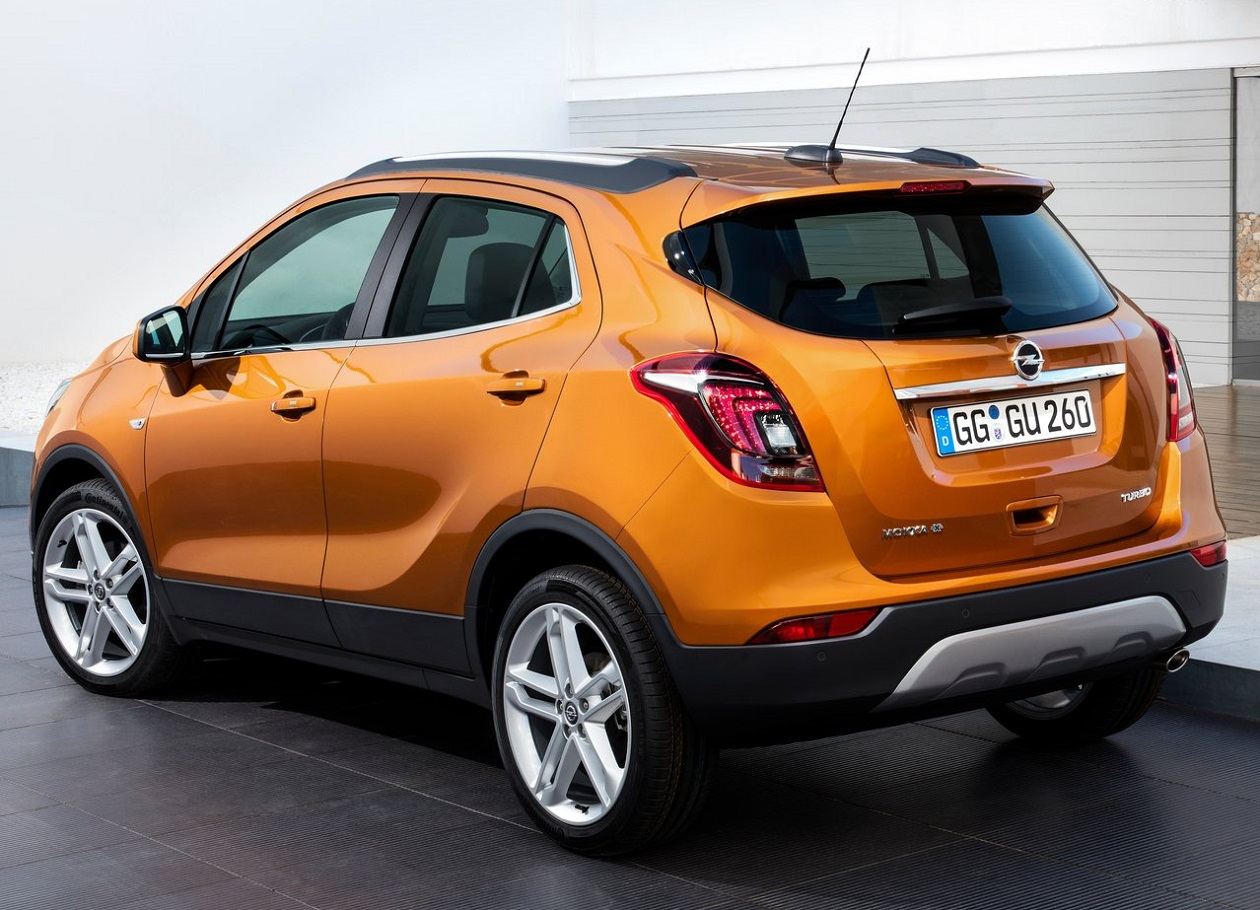 Opel Mokka 1.4 Turbo GPL-Tech: prova su strada - Motori.it