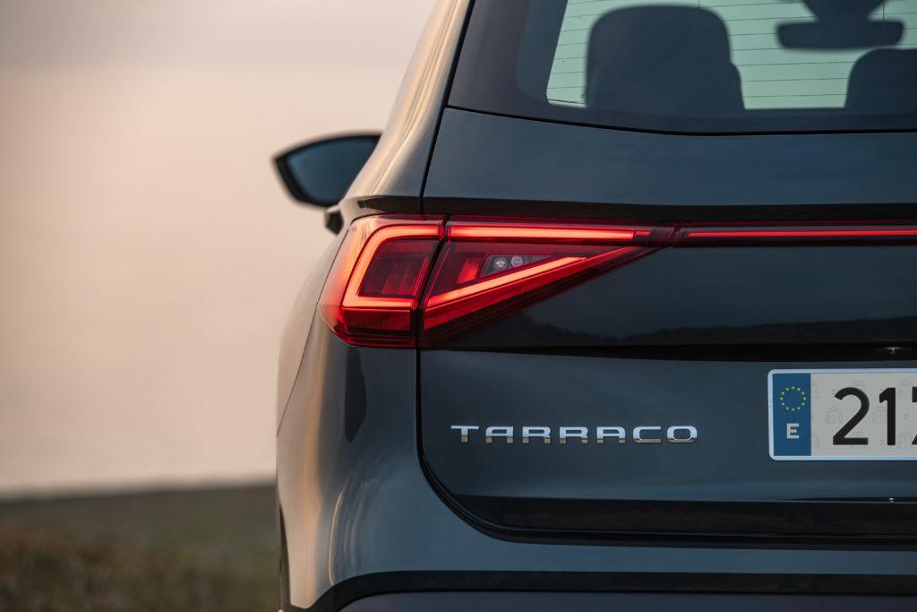 SEAT TARRACO 100H