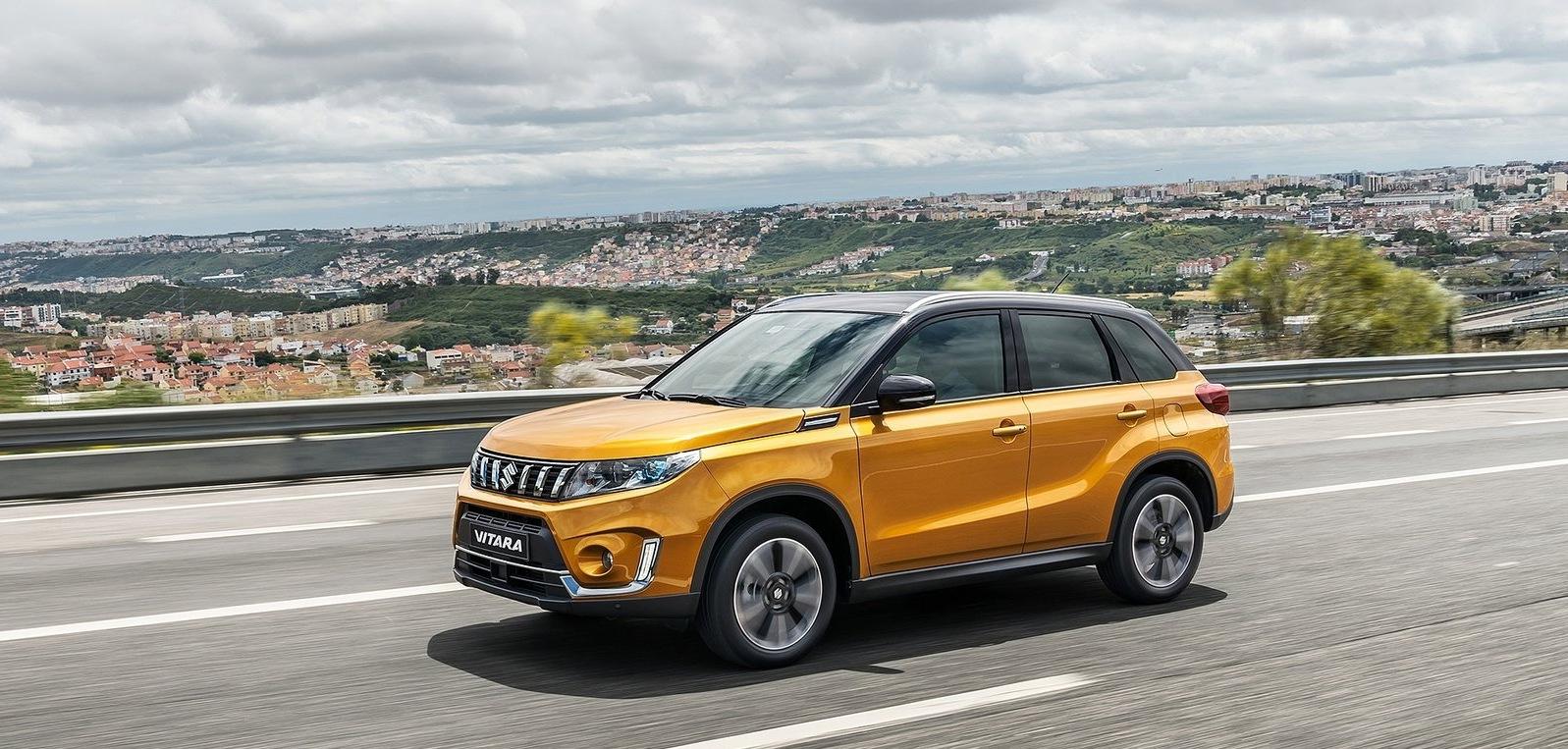 Primeiro ensaio Suzuki Vitara: uma boa opção entre os SUV