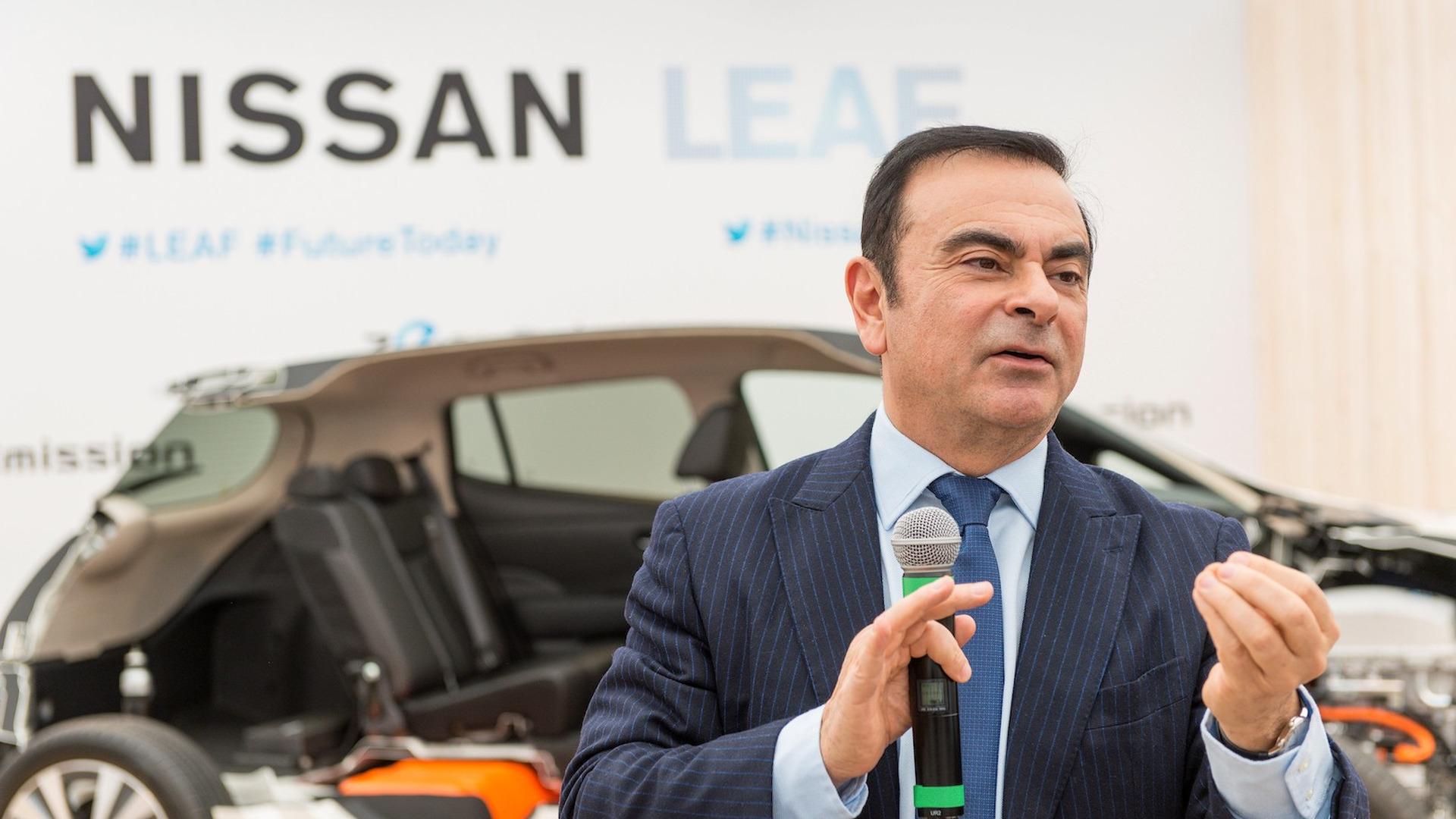 Quem tramou Carlos Ghosn?