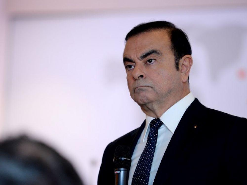 Carlos Ghosn foi preso devido a suspeitas de fraude e a Nissan vai despedi-lo