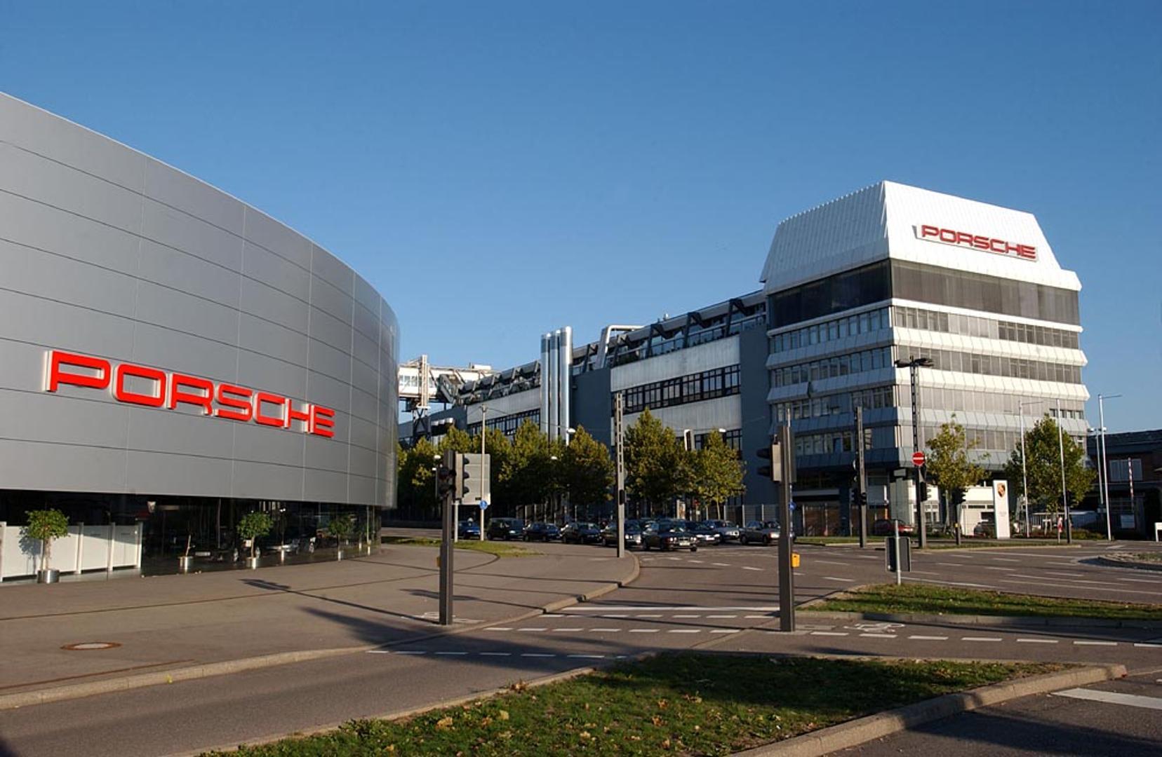Porsche com lucro de 2,67 mil milhões de euros em nove meses