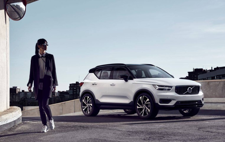"""Volvo XC40 é o """"Women's World Car of the Year 2018"""""""