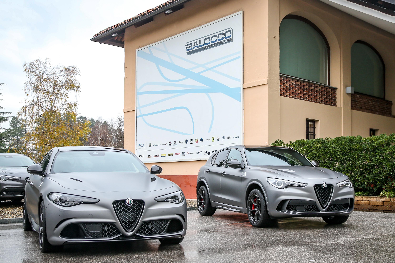 Alfa Romeo pode revelar no Salão de Genebra, novo SUV mais pequeno que o Stelvio