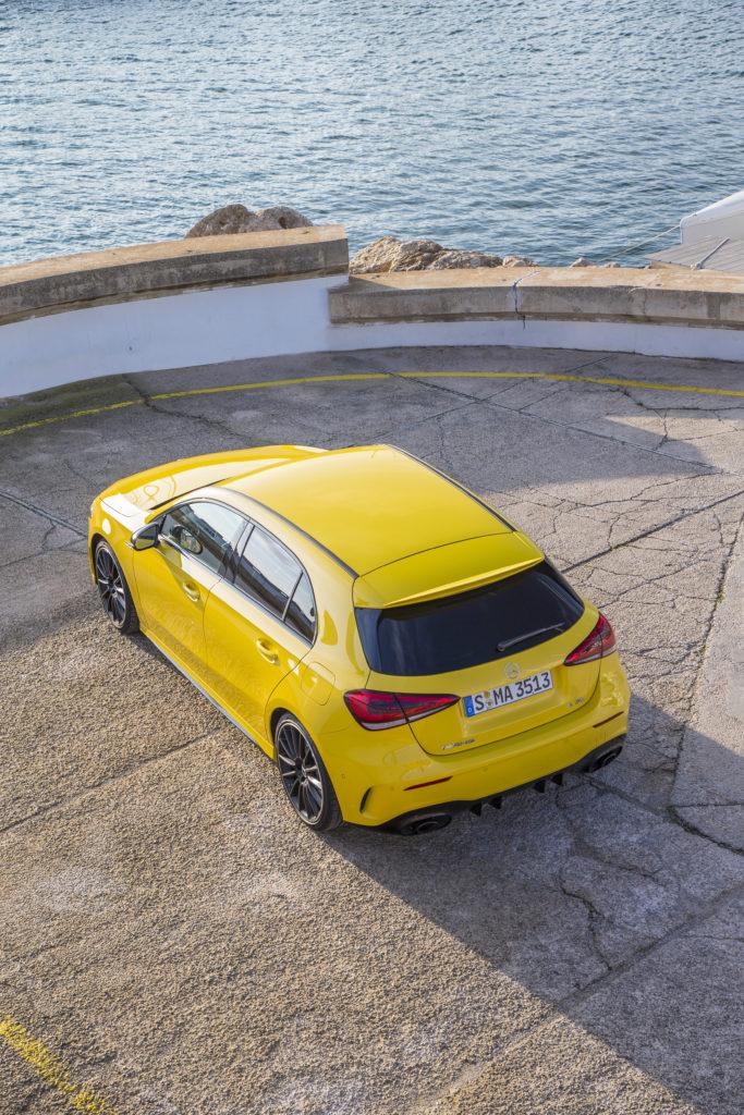 Der neue Mercedes-AMG A 35 4MATIC I Mallorca 2018// The new Mercedes-AMG A 35 4MATIC I Mallorca 2018