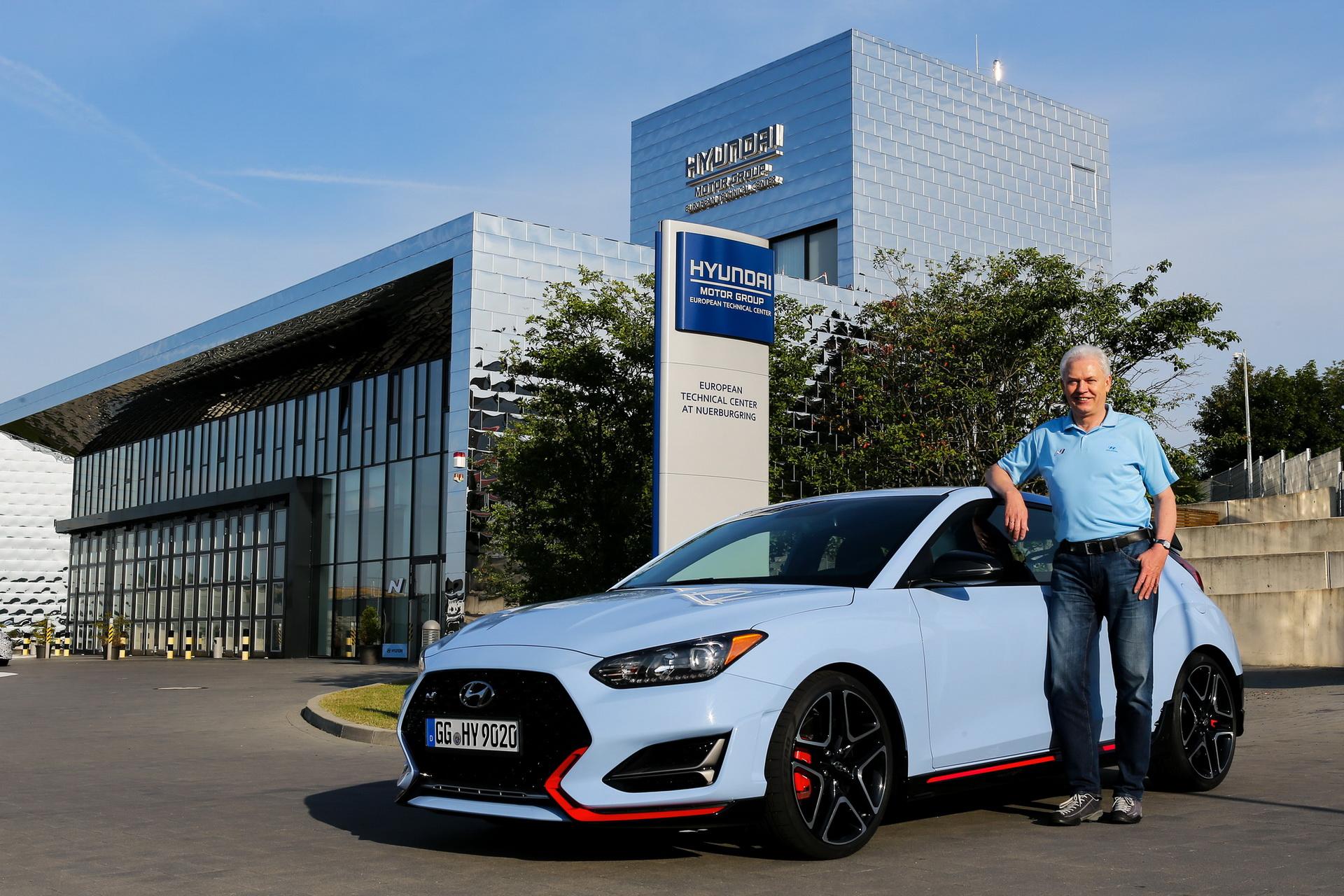 Albert Biermann promovido a patrão do Desenvolvimento da Hyundai