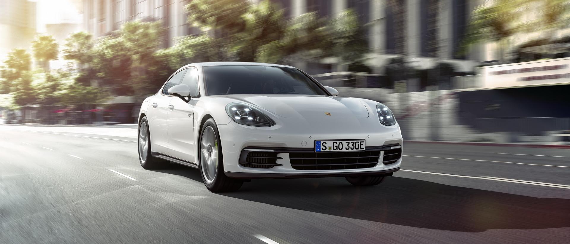Porsche forçada a recolher alguns Panamera Hybrid devido a problemas nos travões