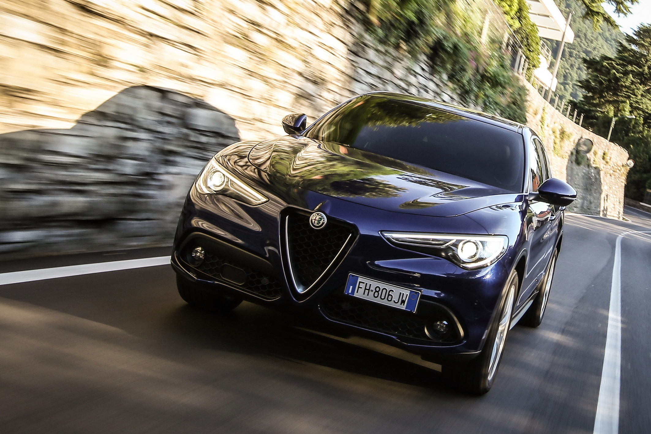 Alfa Romeo Stelvio 2.2 Turbo Diesel Q4 – Ensaio Teste   Automais 58780971c4